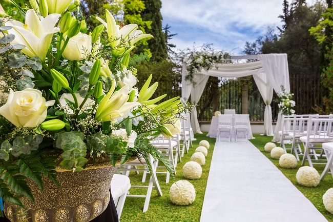 Wedding Flowers Can Add The Perfect Flair To Fit Your Taste